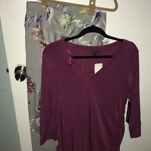 NWT workout outfit. Top luxology bottoms a…